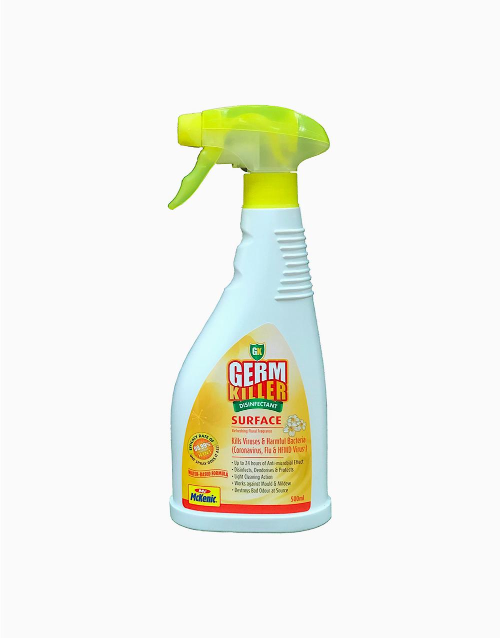 Germ Killer Surface (500ml) by Germ Killer (GK)