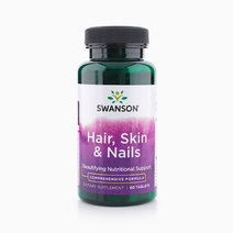 Hair, Skin & Nails (1000mg, 60 Tablets)  by Swanson