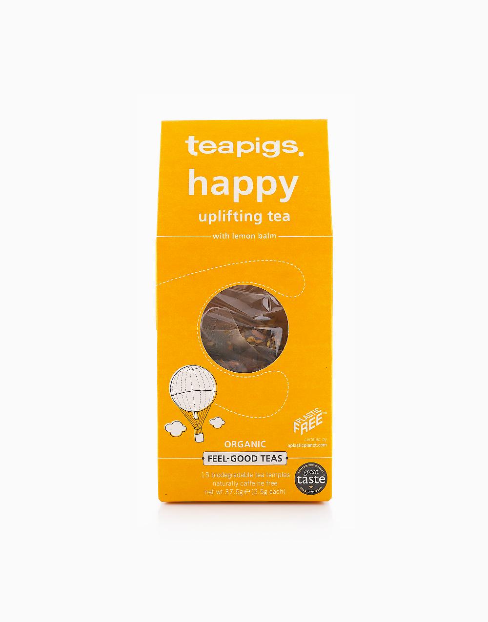 Happy Uplifting Tea by Teapigs