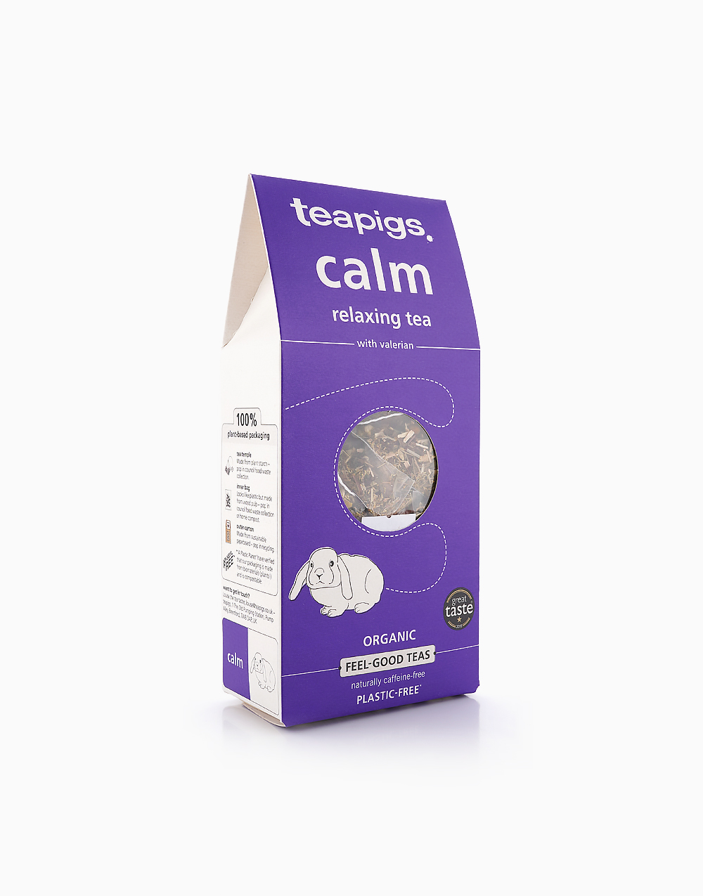 Calm Relaxing Tea by Teapigs
