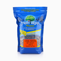 Chia Seeds (250g) by Heritage