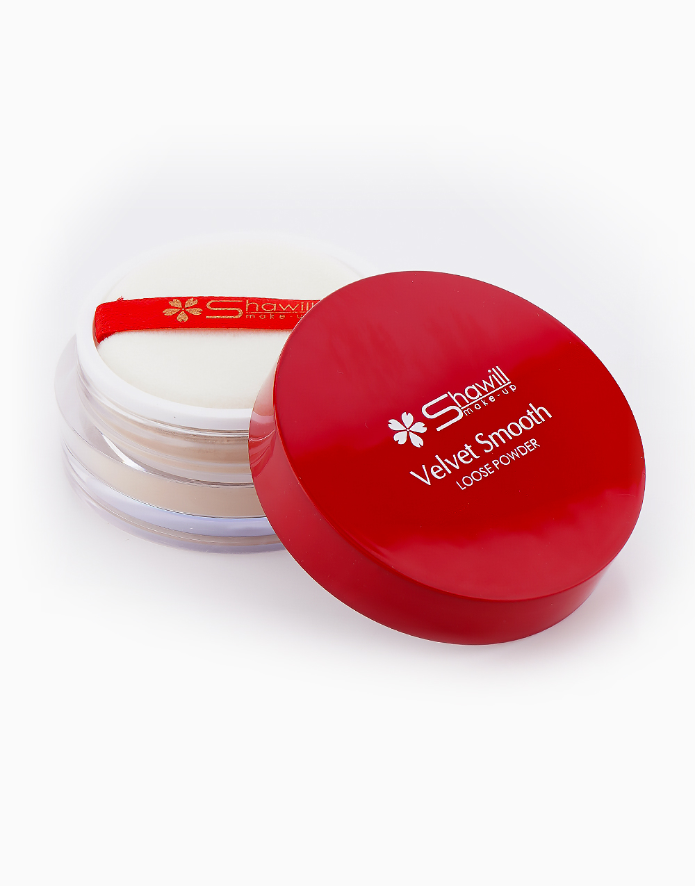 Velvet Smooth Loose Powder by Shawill Cosmetics | #1