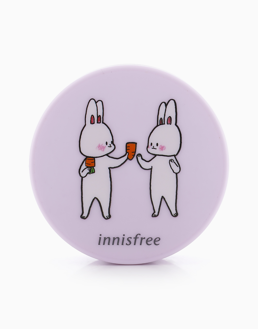 No Sebum Mineral Powder Happy Bunny Edition (5g) by Innisfree | #5 Best Friends Forever
