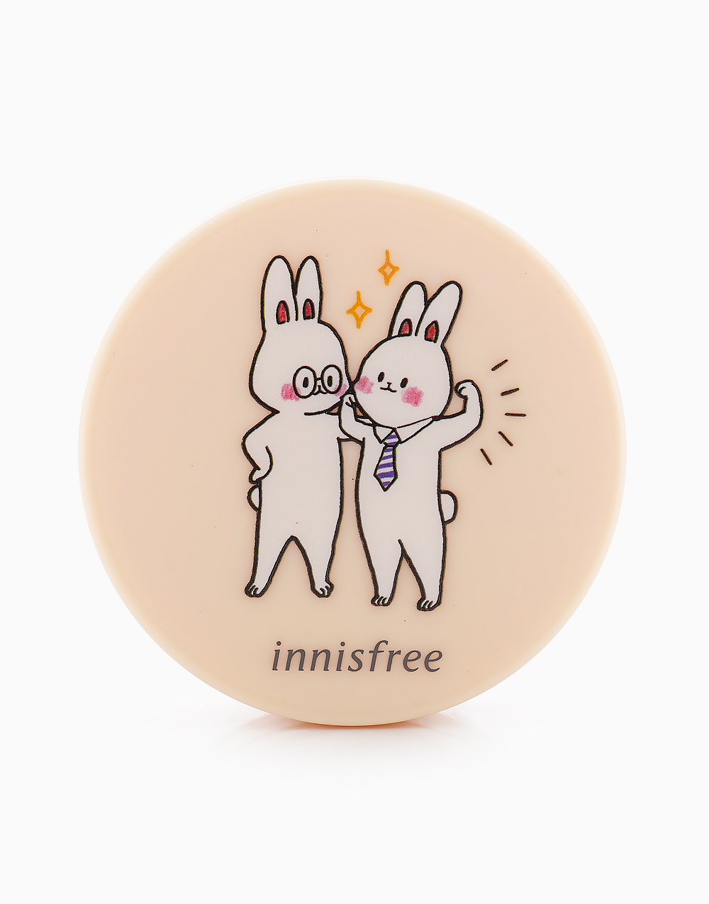 No Sebum Mineral Powder Happy Bunny Edition (5g) by Innisfree | #13 Way to Go!