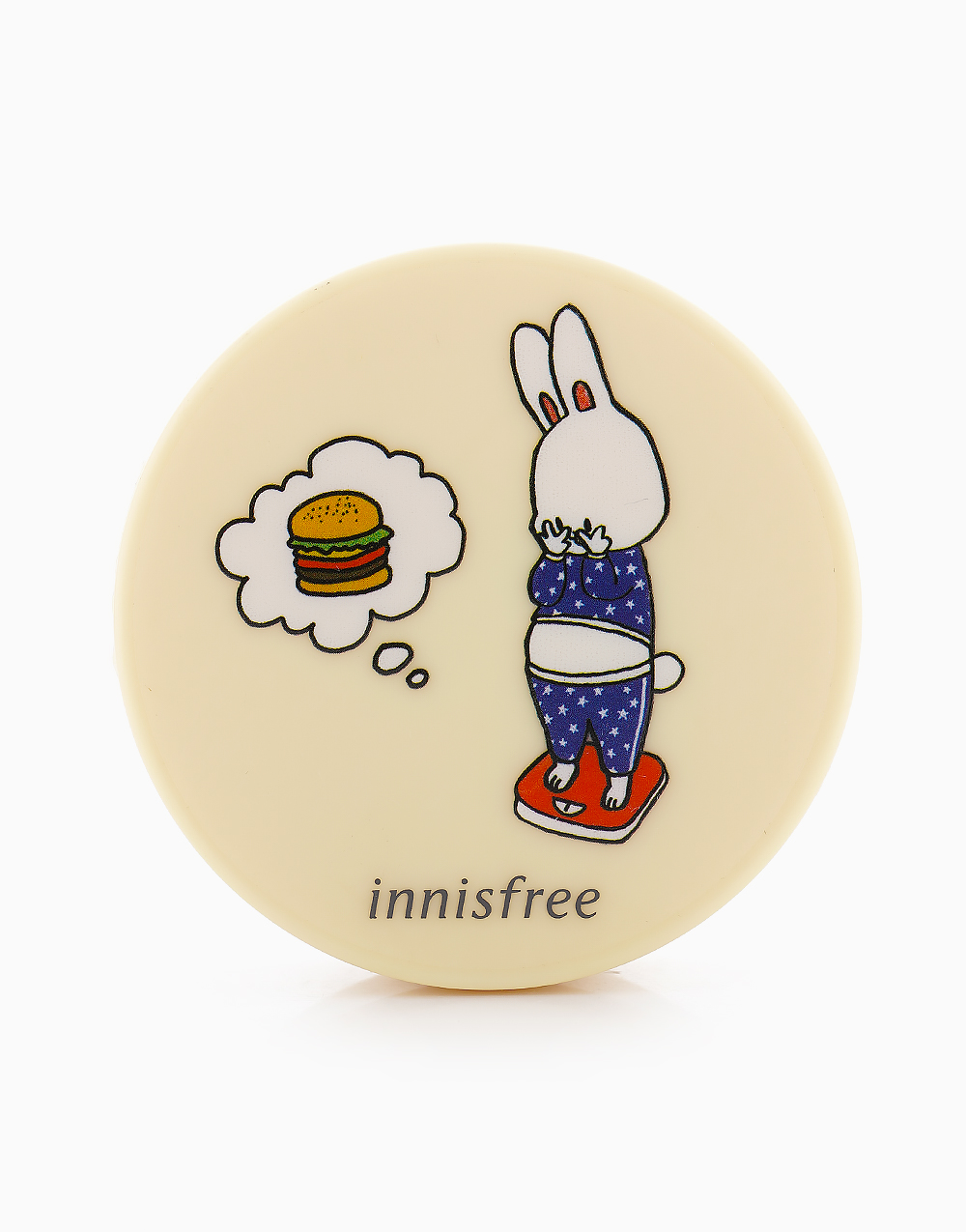 No Sebum Mineral Powder Happy Bunny Edition (5g) by Innisfree | #3 No Pain, No Gain