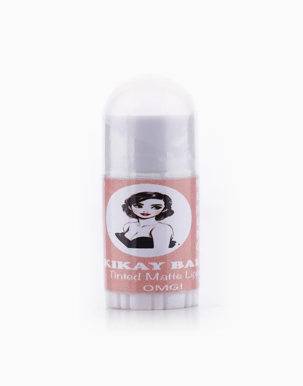 Kikay Balm Tinted Matte Lippie Mini by Neneng | OMG! (Apricot)