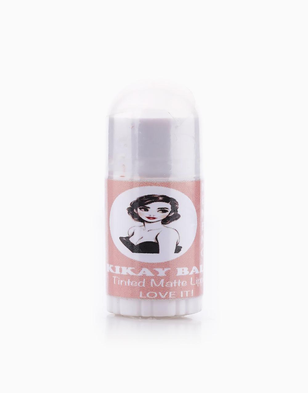 Kikay Balm Tinted Matte Lippie Mini by Neneng | Love It! (Peach)