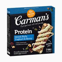 Greek Yoghurt and Berry Bar by Carman's