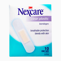 Clear Plastic Bandage (10s) by Nexcare