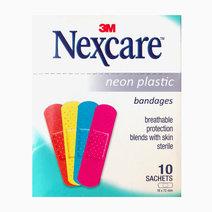 Neon Plastic Bandage (10s) by Nexcare