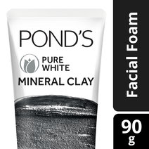 Mineral Clay Facial Foam Pure White by Pond's