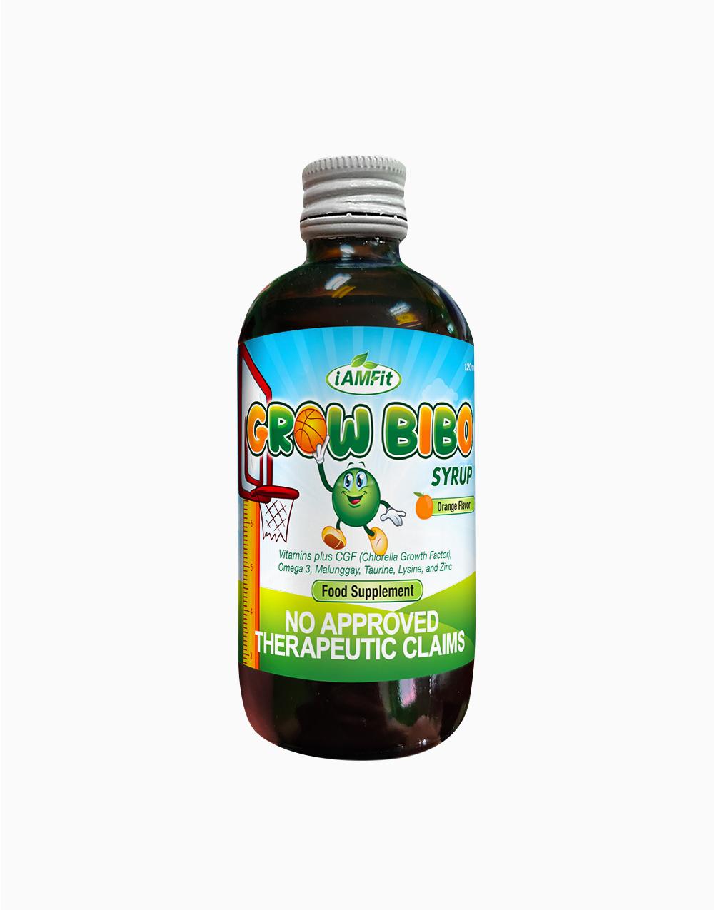 iAMFit GrowBibo Syrup (120ml) by iAMFit