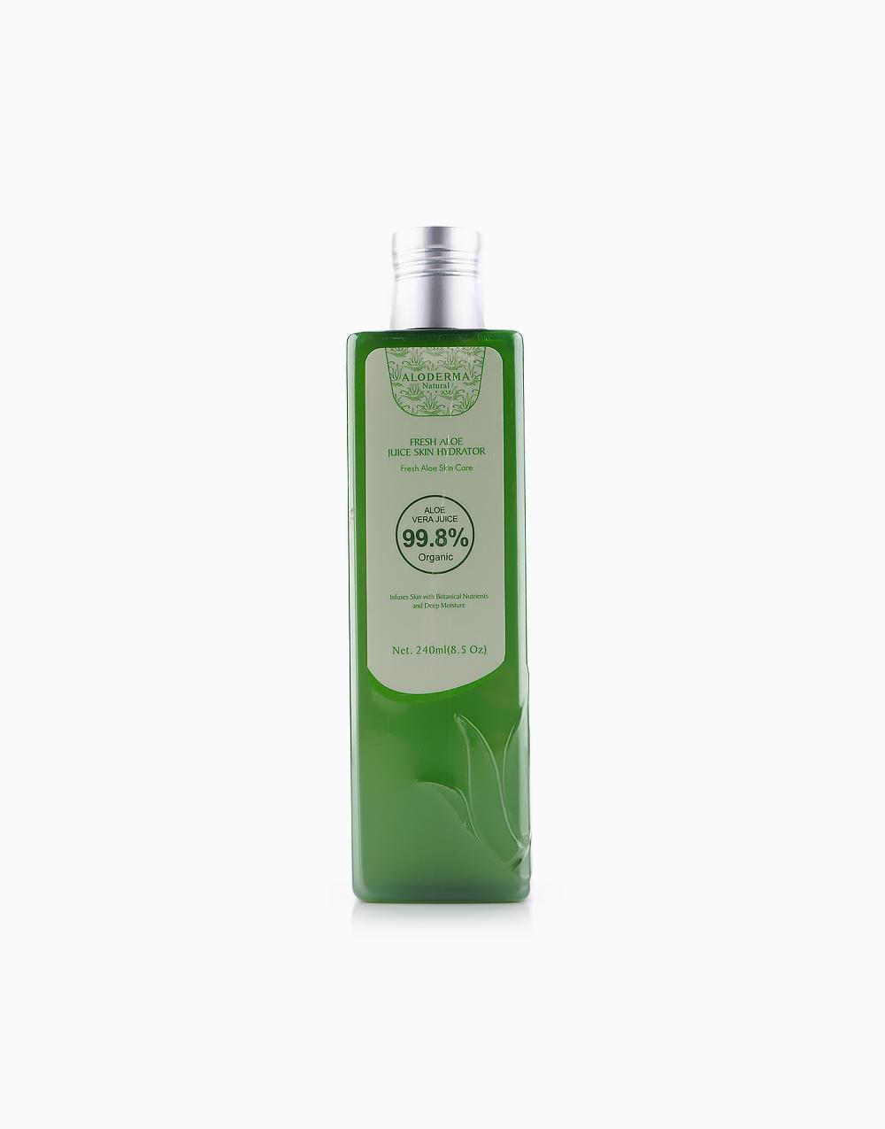 Fresh Aloe Juice Skin Hydrator (240ml) by Aloderma