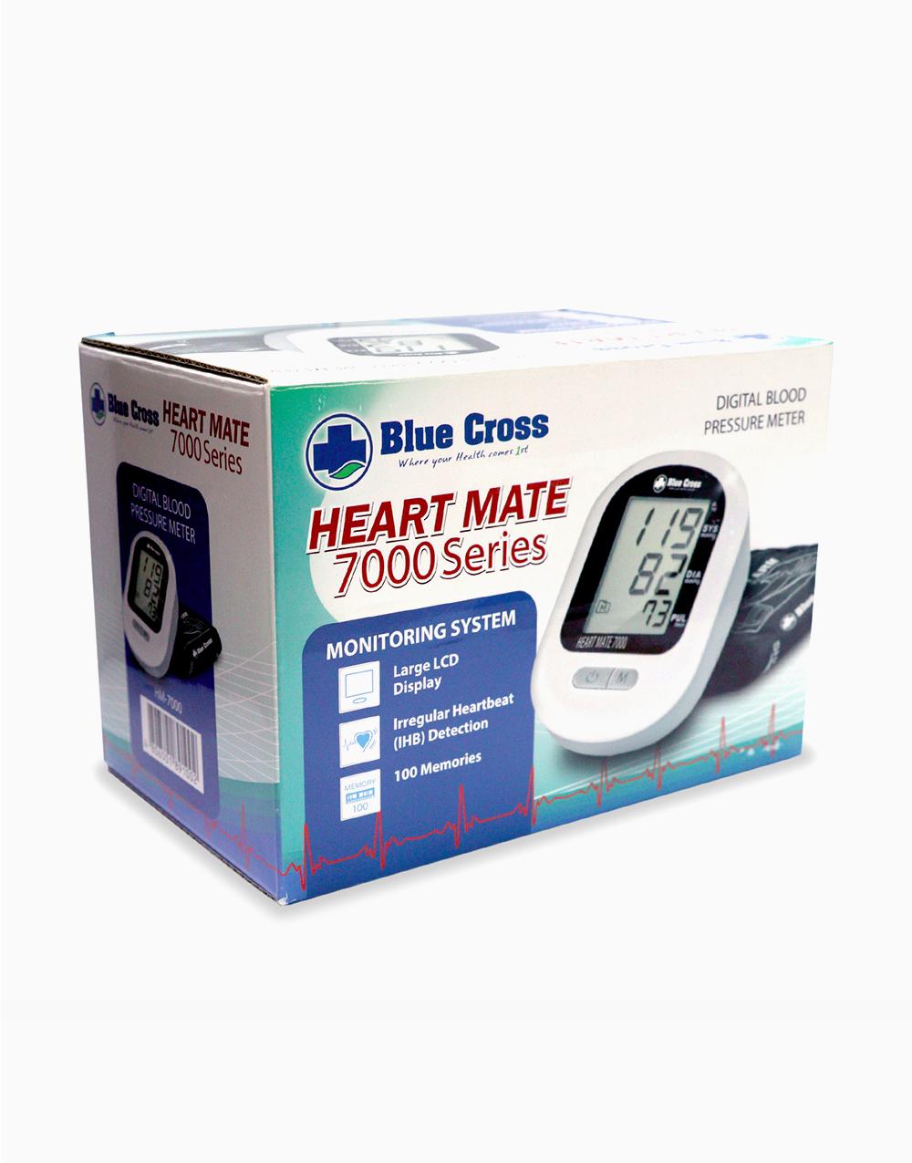 Heartmate 7000 Series - Digital Blood Pressure Meter by Blue Cross