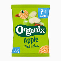 Apple Rice Cakes (50g) by Organix