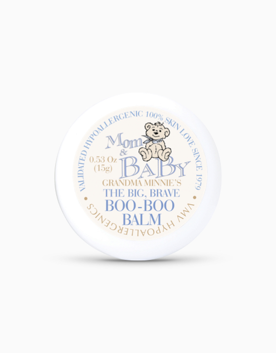 Grandma Minnie's The Big, Brave Boo-Boo Balm (15g) by VMV Hypoallergenics