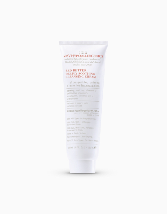 Red Better Deeply Soothing Cleansing Cream by VMV Hypoallergenics