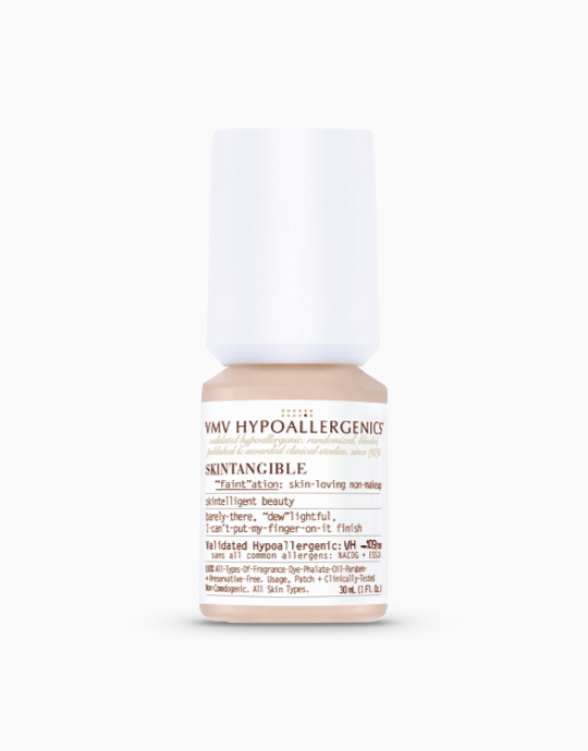 "Skintangible BBBB Cream ""Faint""ation Skin: Refining Non-Makeup SPF 30 (30ml) by VMV Hypoallergenics"