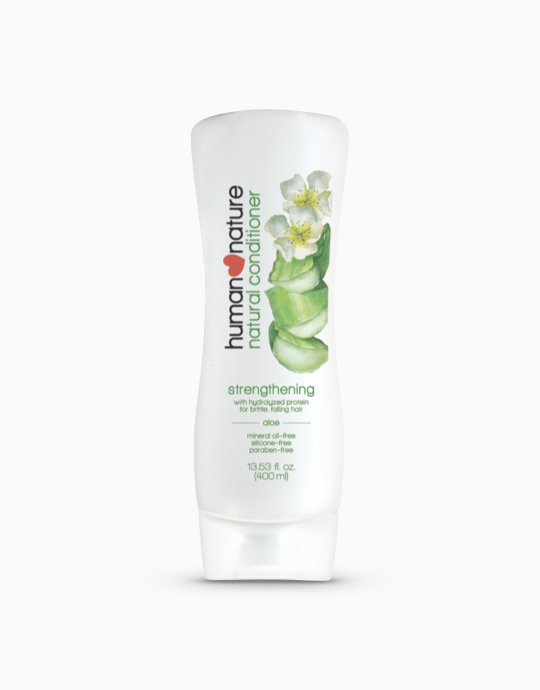 Soothing Aloe Strengthening Conditioner (400ml) by Human Nature