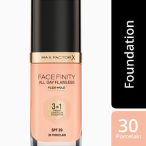 Maxfactor  facefinity adf 3in1 foundation new  porcelein