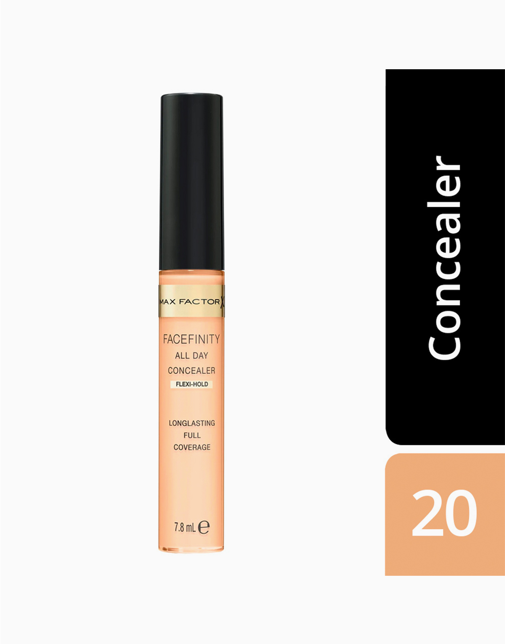Facefinity All Day Flawless Concealer by Max Factor | 20