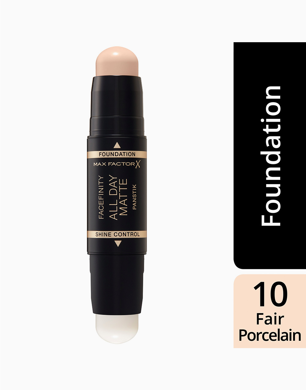 Facefinity All Day Matte Panstik by Max Factor | Fair Porcelain