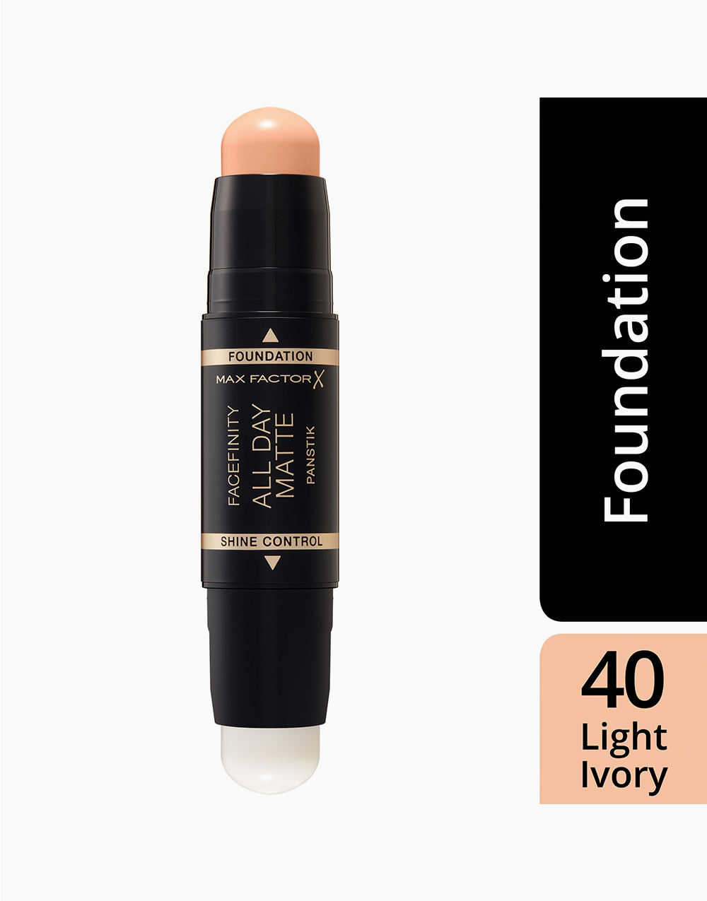 Facefinity All Day Matte Panstik by Max Factor | Light Ivory