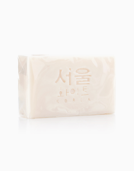 Double White Whitening Soap (60g x 3 Pcs.) by Seoul White Korea