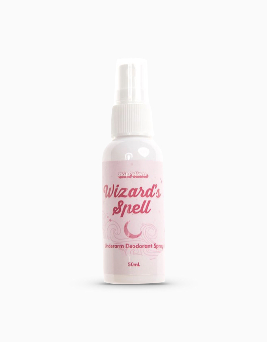 Wizard's Spell Underarm Deodorant Spray by Skinpotions