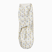 Infant Velcro Swaddle Wrap (Giraffe) by Swaddies PH