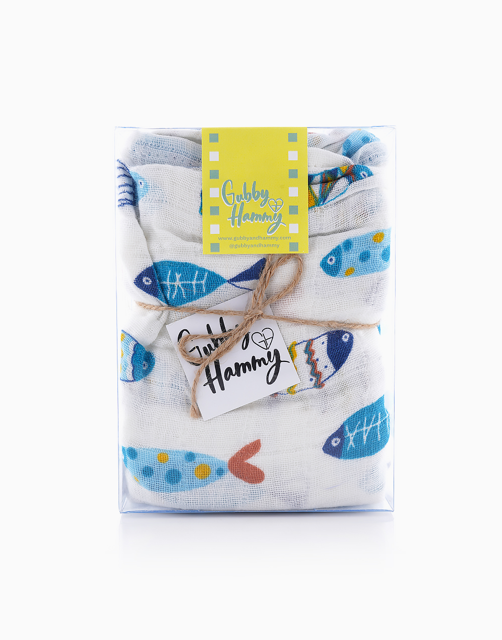 Fisher of Men Swaddle by Gubby and Hammy