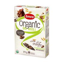 3d bio musli chocolate hazelnuts ex 375g
