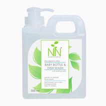 Baby Bottle & Dish Wash by Nature to Nurture