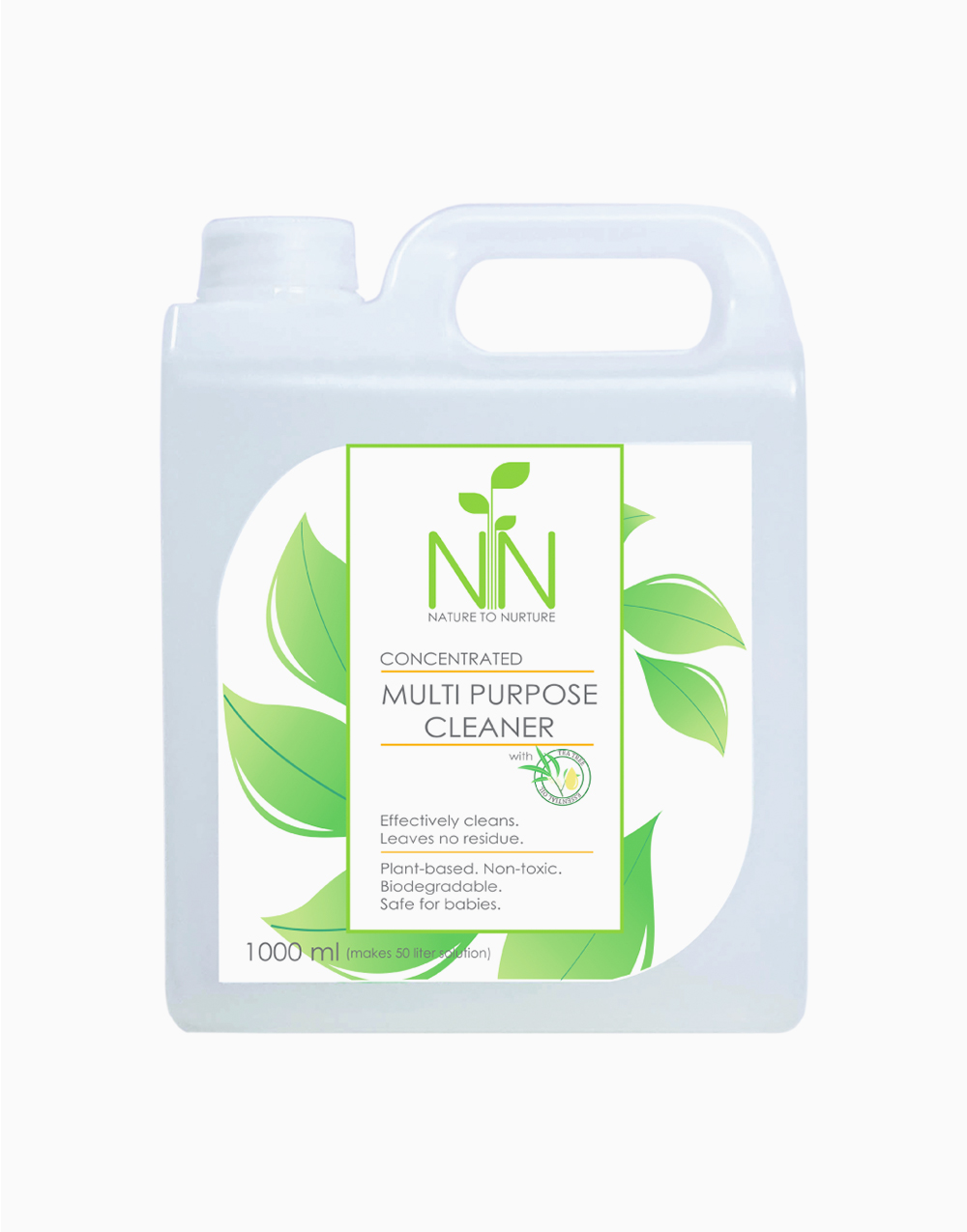 Multi-Purpose Cleaner (1000ml) by Nature to Nurture