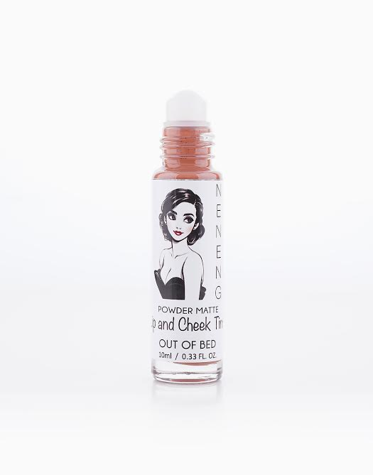 Powder Matte Lip and Cheek Tint by Neneng | Out of Bed (Nude Beige)