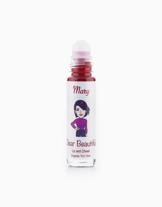 All Natural Lip and Cheek Tint by Dear Beautiful | Mary (Cranberry Juice)