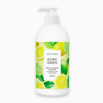 Green Deep Cleansing Shampoo by Scentence