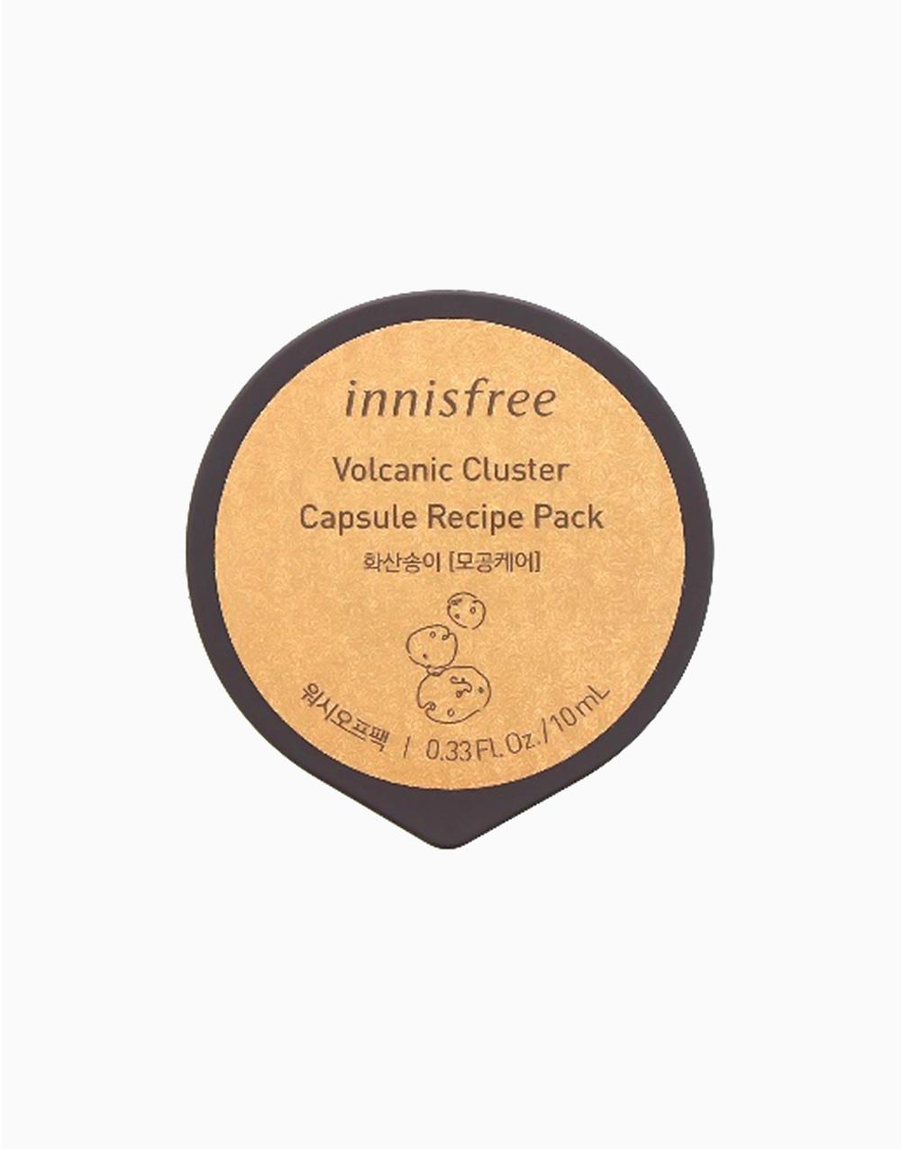 Volcanic Cluster Capsule Recipe Pack by Innisfree