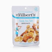 Mr. Filbert's Simply Sea Salt Mixed Nuts (50g) by Raw Bites