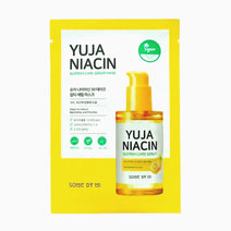 Yuja niacin blemish care serum mask