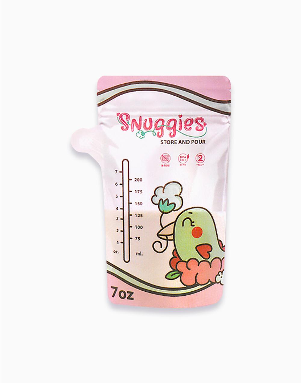 Snuggies Breastmilk Storage Bag (30s) by Snuggies