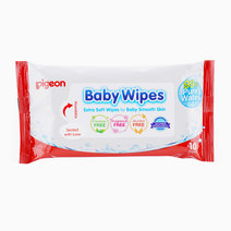 Baby Wipes 10s Water Base by Pigeon