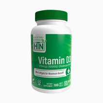 Vitamin D3 125mcg (5,000 IU) by Health Thru Nutrition