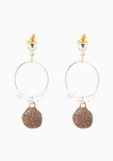 Kuro Sparkle Stud Earrings by Moxie PH