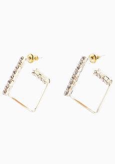 Iwaicha Geometric Earrings by Moxie PH