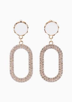Niji Sparkle Stud Earrings by Moxie PH