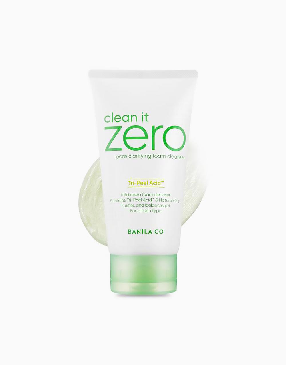 Clean It Zero Pore Clarifying Foam Cleanser by Banila Co.