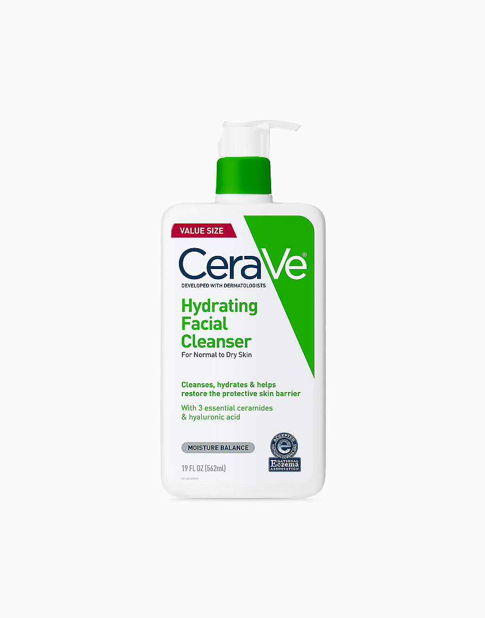 Hydrating Cleanser (562ml) by CeraVe