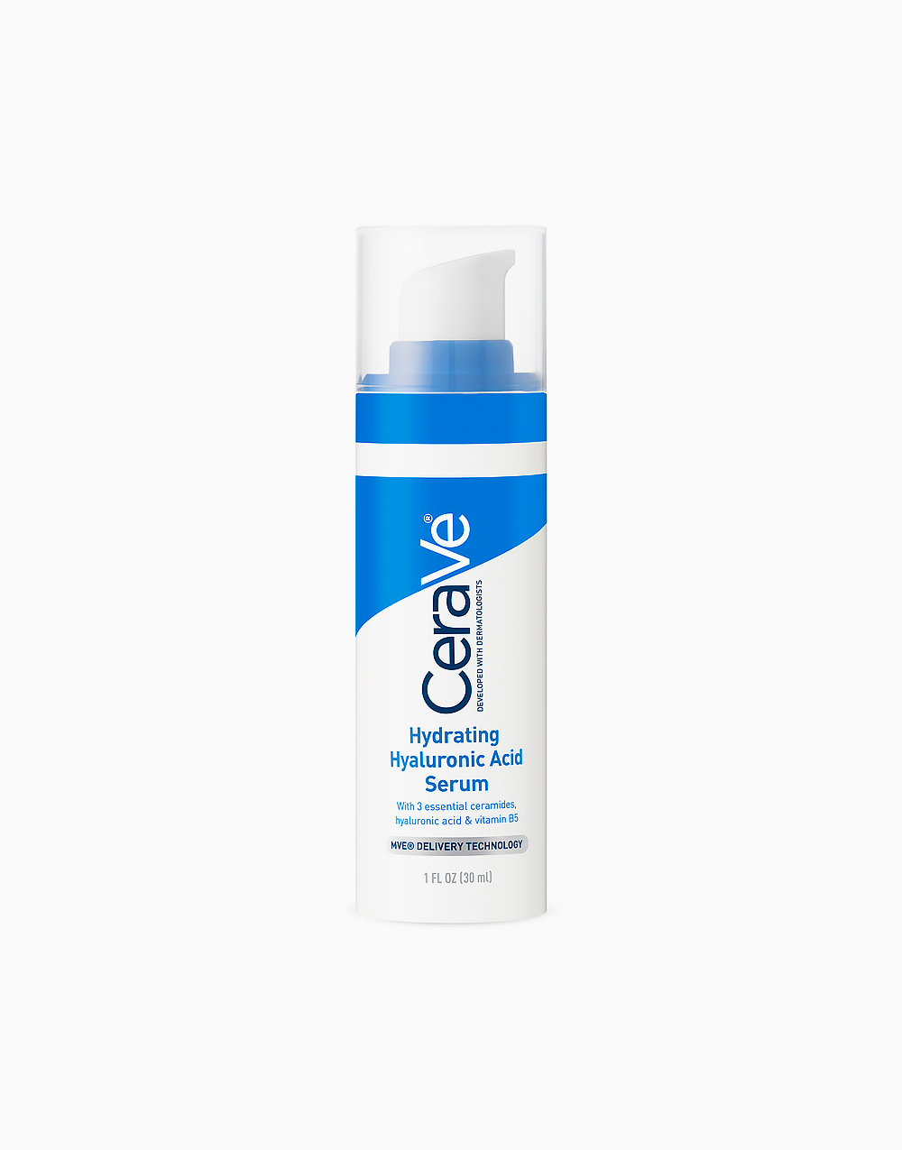 Hydrating Hyaluronic Acid Serum (30ml) by CeraVe