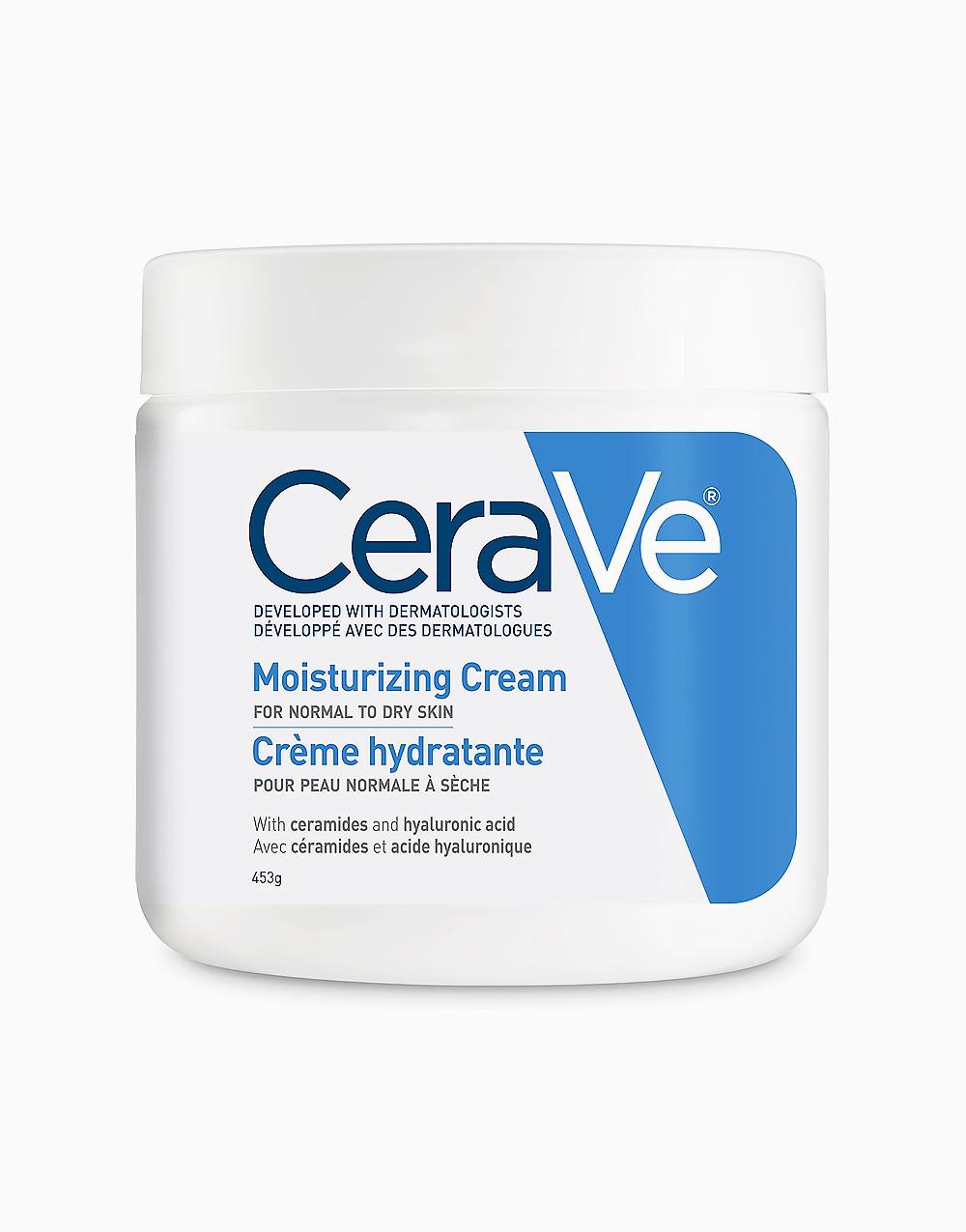 Moisturizing Cream (453g) by CeraVe